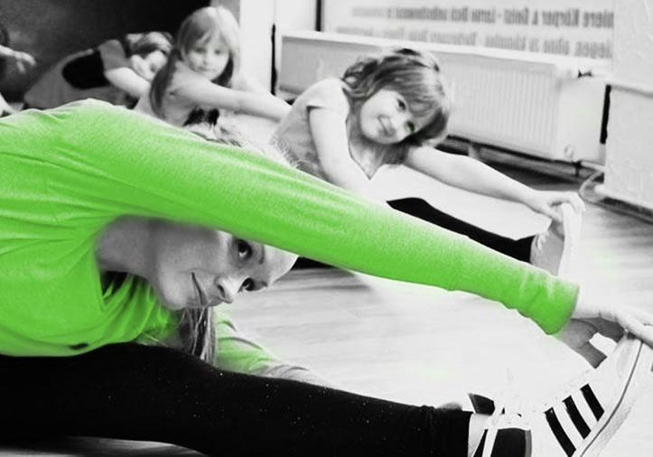 Kindersport Bernburg Tanzen